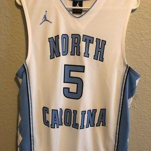UNC Jordan Brand Men's basketball jersey